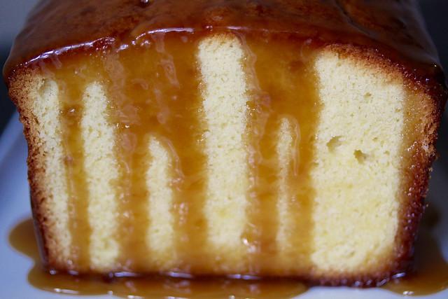 Salted Caramel Pound Cake - 24