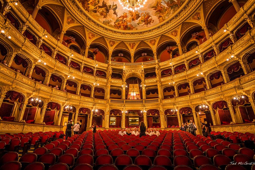 2015 Budapest Hungarian State Opera House One Last