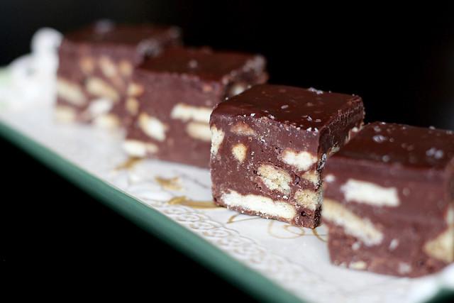 Irish Chocolate Biscuit Cake - 32