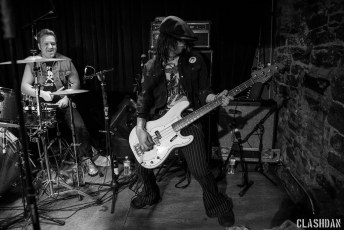 The Sweet Things @ Bowery Electric in New York NY on November 16th 2016