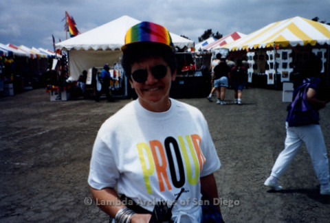San Diego LGBTQ Pride Festival, 1992