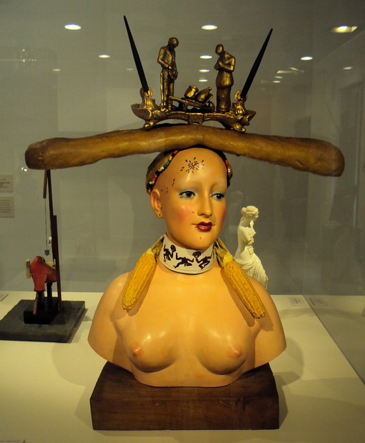 Retrospective Bust of a Woman (1933) by Salvador Dalí by bryandkeith on flickr