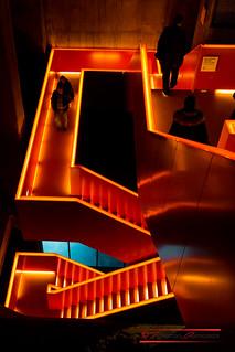 Stairway of Steel