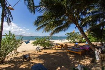 Daarna hadden we het wel gehad met cultuur, dus tijd voor strand in Arugam Bay