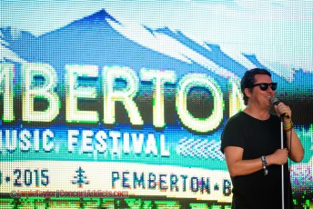 Doug Benson @ Pemberton Music Festival - July 17th 2015