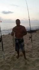 8 lb Oio caught at yoks with fresh tako form a&p