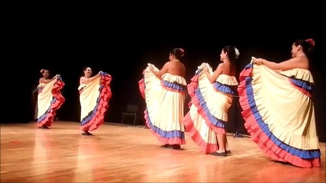 Macando de Colombia - Ventarron 01 - II Encuentro Intercultural Virgen de Coromoto