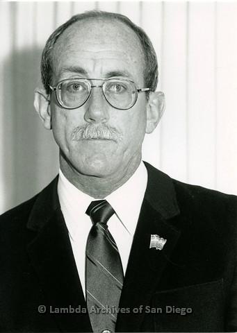 Portrait of Jess Jessop, c.1989