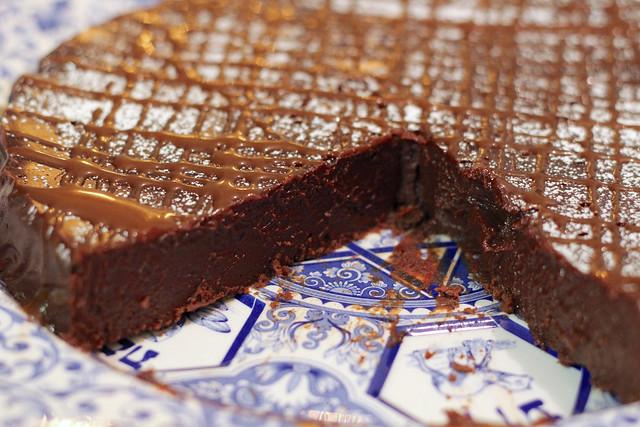 Flourless Chocolate Cake - 18