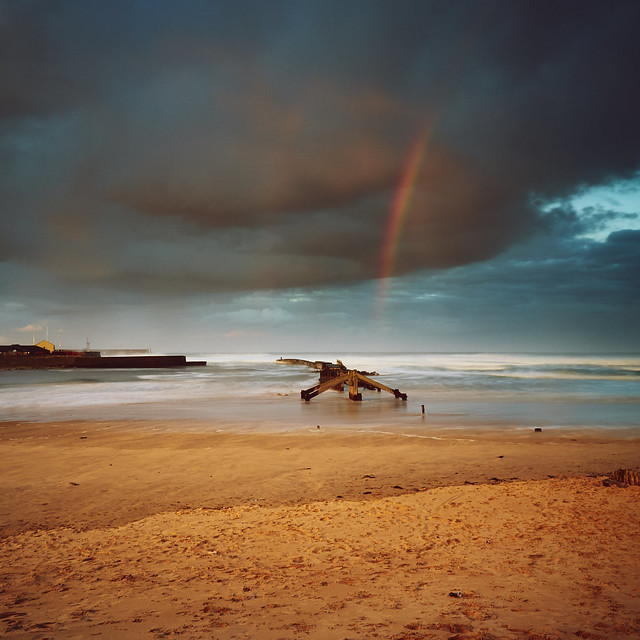 Moray Firth Rainbow, Lossiemouth