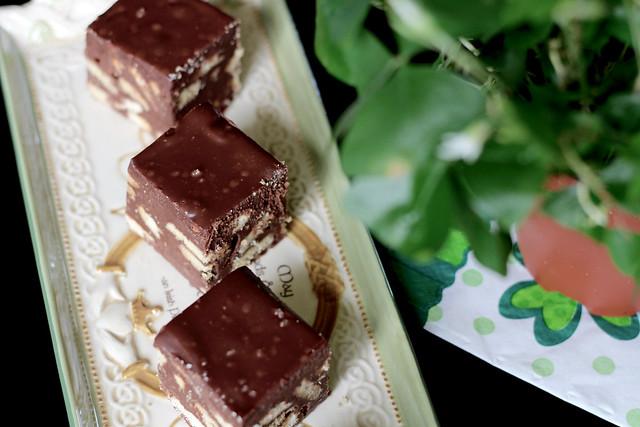 Irish Chocolate Biscuit Cake - 30