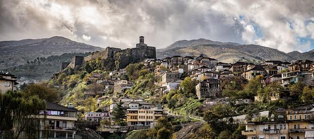 Gjirokastra-Castle-Albania