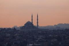 Istanbul - Galata Toranj