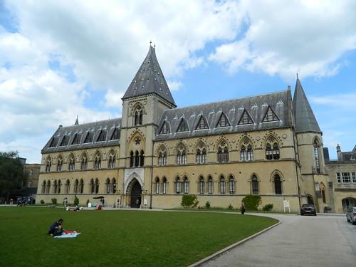 Oxford: University Museum (Oxfordshire)