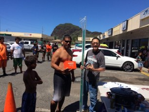 Results from my 2017 Nenue and Kala tournament 1st place winner Roman 5lb 13 oz