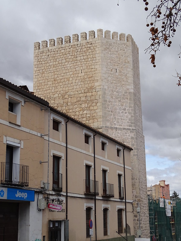 Teruel Torreon de la Lombardera 02