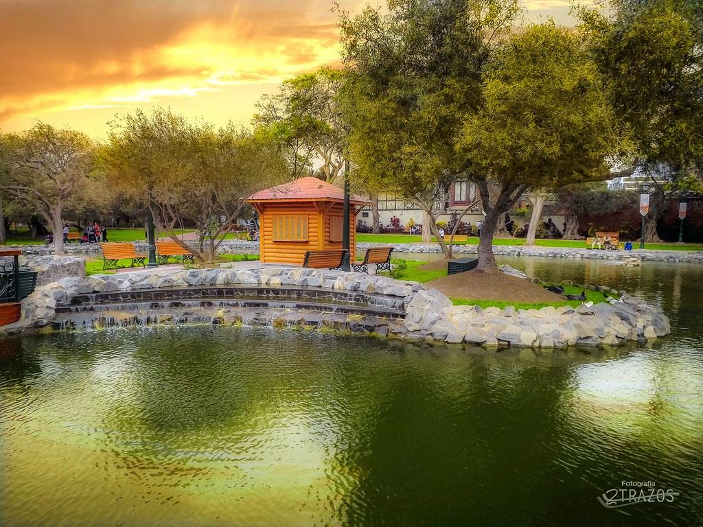 Parque El Olivar   San Isidro - Perú   José García   Flickr