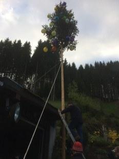 Maienstellen 40. Geburtstag Timo Kimmig