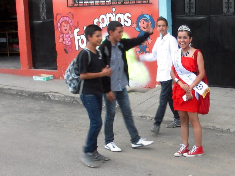 Soap Distribution Trip to Guatemala with Clean the World and In-Country Partner - Children International, May 28, 2014