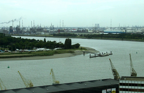Antwerp landscape