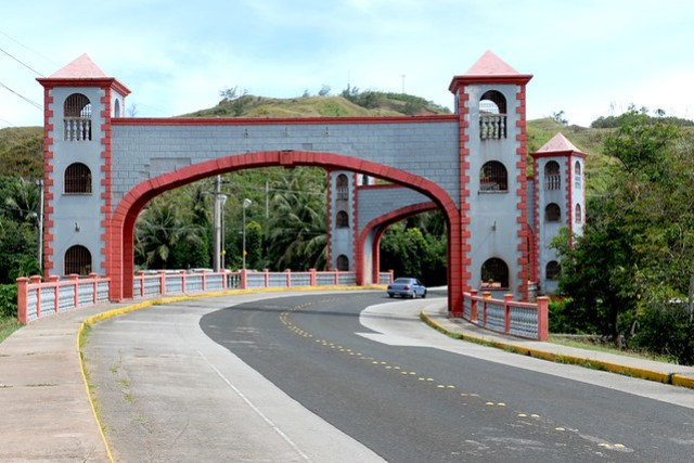 Umatac Bridge, 2014