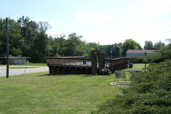 Motel property