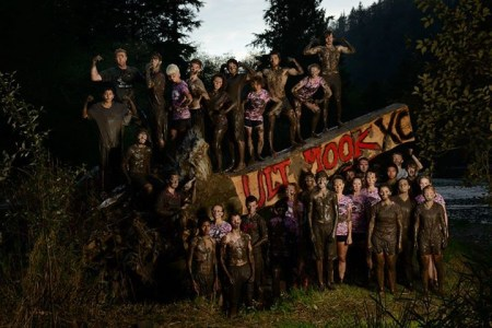 Tillamook Cross Country Team Photo 2014
