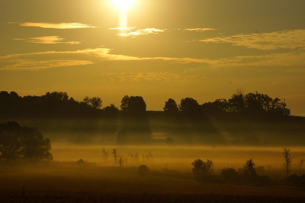 Glimpse of a Perfect Day (sunrise)