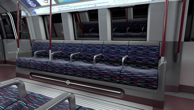 TfL Image - New Tube for London Interior