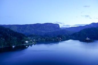 Lake Bled   Slovenia   Cycling Europe