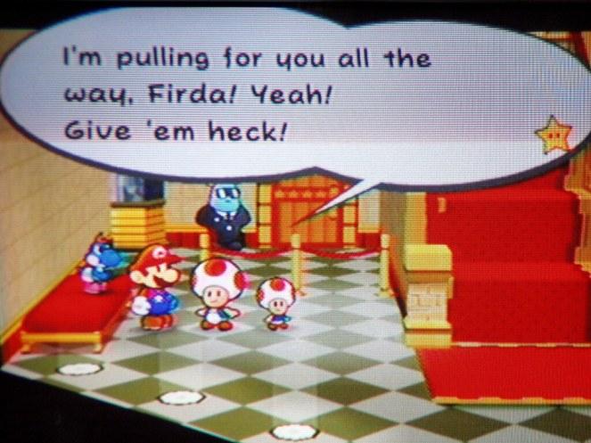Paper Mario Sidekick II