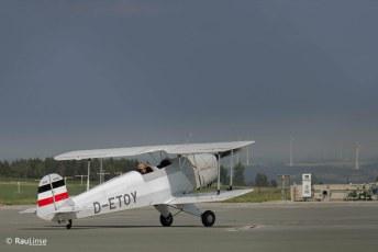 Bückertreffen 2015 - Airport Hof EDQM