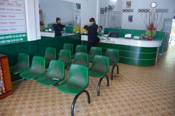 Ticket-Kauf Mai Linh Express