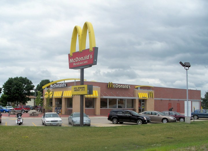 McDonald's, Foreign Fast-Food Franchisee