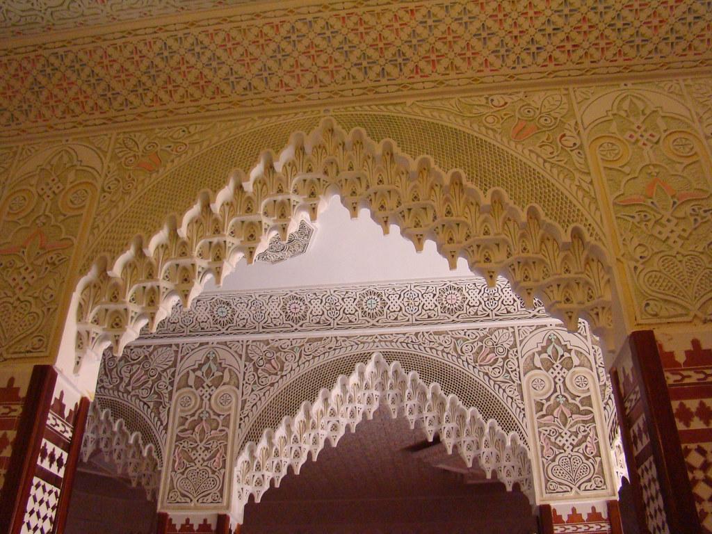 El Aaiun decoraciones e interiores desierto Sahara 01