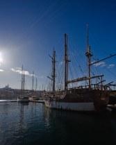 Marseille : Le Vieux Port