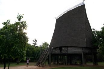Bahnar Gemeinschaftshaus