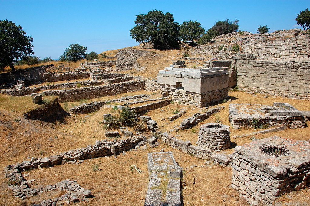 Ancient City of Troy, Turkey