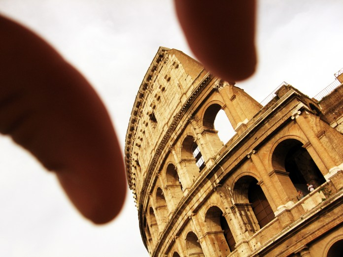 Rome Wasn T Built In A Day Vincenzo Dragone Flickr