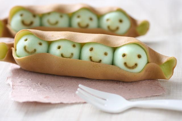 Bean kids dango
