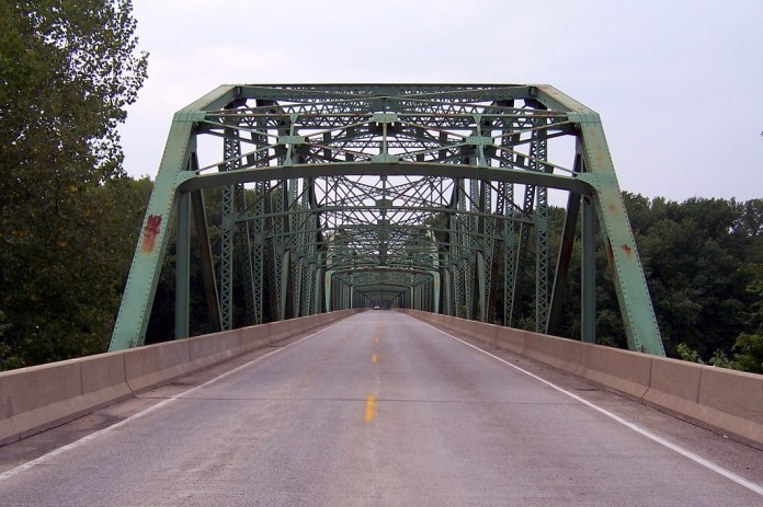 US 36 Wabash River bridge