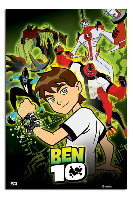 ben 10 poster 1 available from www