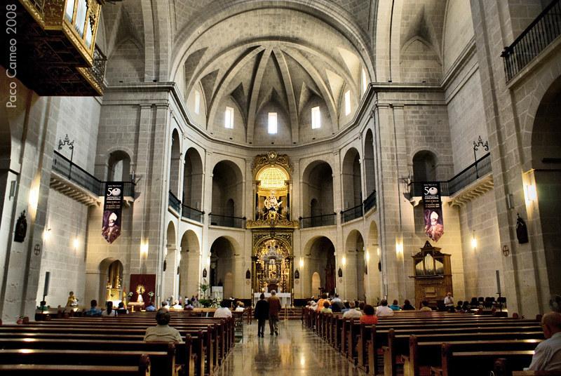 Concatedral de San Nicolas. Alicante. HDR   Esta foto partic…   Flickr