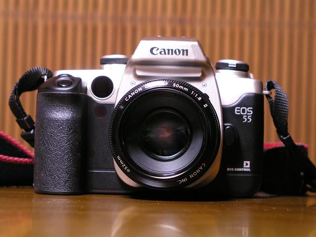Canon EOS 55
