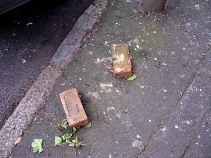 valantines day bricks update: the separation