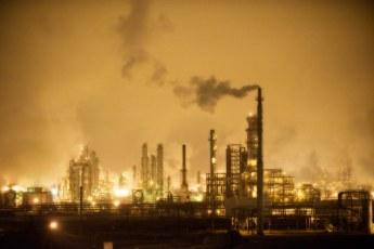 Petrochemical Landscape 1 - 12/16/08