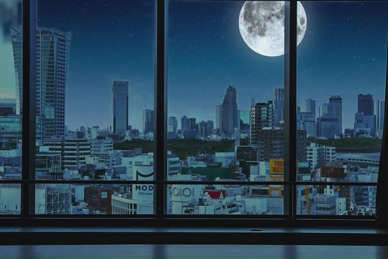 Shibuya photoshop camera night shift lens filter 01