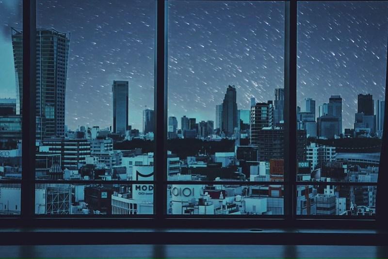 Shibuya photoshop camera night shift lens filter 03
