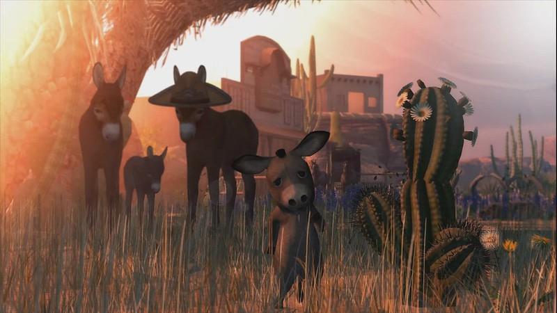 """Jinx:  Ickle Donkey """"Upsie"""" Avatar"""