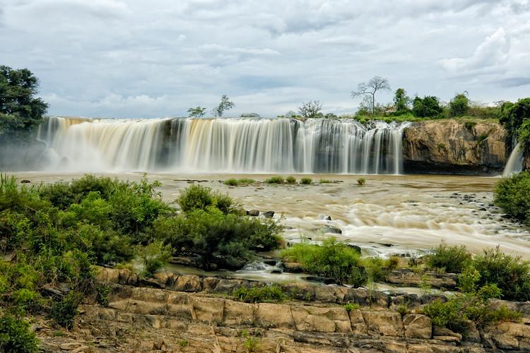 Thác Dray Sap - Dray Sap Waterfall